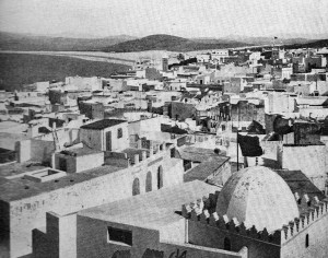 Tangier, Nest of Spies.